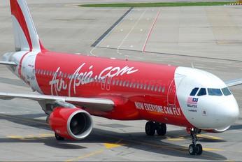 9M-AHF - AirAsia (Thailand) Airbus A320