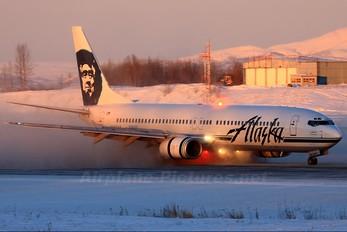 N302AS - Alaska Airlines Boeing 737-900