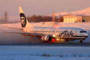 N302AS - Alaska Airlines Boeing 737-900 aircraft