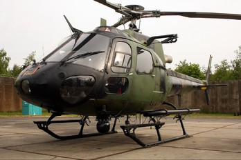 P-090 - Denmark - Air Force Aerospatiale AS550 C-2 Fennec
