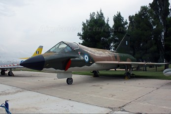 55-4035 - Greece - Hellenic Air Force Convair F-102 Delta Dagger