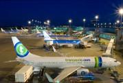 PH-HSW - Transavia Boeing 737-800 aircraft