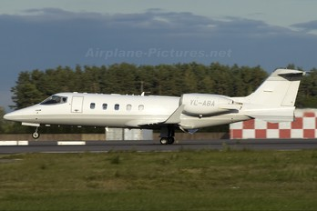 YL-ABA - Private Learjet 60