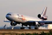 N594FE - FedEx Federal Express McDonnell Douglas MD-11F aircraft