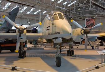 ZD485 - Royal Air Force FMA IA-58 Pucara