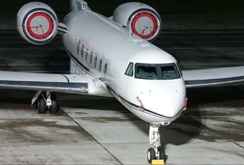 VP-BNO - Private Gulfstream Aerospace G-V, G-V-SP, G500, G550