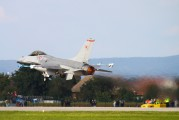 E-597 - Denmark - Air Force General Dynamics F-16A Fighting Falcon aircraft