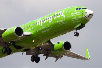 ZS-ZWP - Kulula.com Boeing 737-800