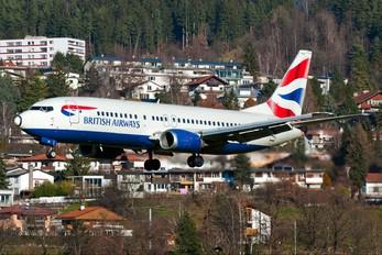 G-DOCH - British Airways Boeing 737-400