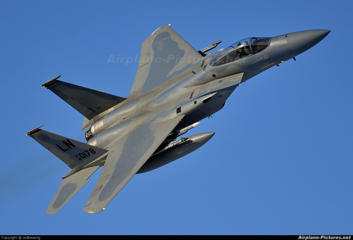 USA - Air Force 86-0178 aircraft at Lakenheath
