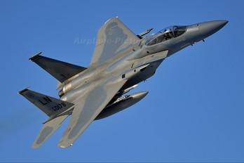 86-0178 - USA - Air Force McDonnell Douglas F-15C Eagle