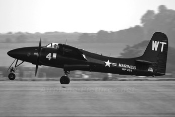 G-RUMT - Private Grumman F7F Tigercat