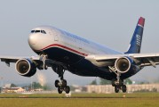N276AY - US Airways Airbus A330-300 aircraft