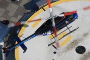 N34TV - Private Bell 407 aircraft