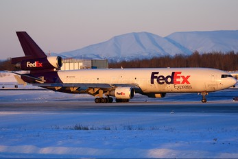 N573FE - FedEx Federal Express McDonnell Douglas MD-11F