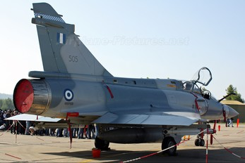 505 - Greece - Hellenic Air Force Dassault Mirage 2000-5EG