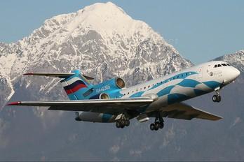 RA-42365 - Rusjet Aircompany Yakovlev Yak-42