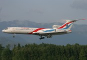 RA-85057 - Samara Tupolev Tu-154M aircraft