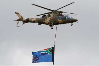 4025 - South Africa - Air Force Agusta / Agusta-Bell A 109