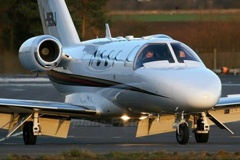 G-HEBJ - Private Cessna 525 CitationJet