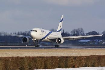 4X-EAE - El Al Israel Airlines Boeing 767-200ER