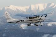 OM-DCB - Aeroklub Dubnica nad Vahom Cessna 172 Skyhawk (all models except RG) aircraft