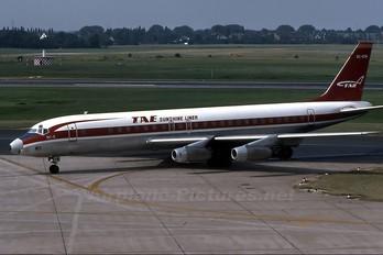 EC-CCN - TAE - Trabajos Aereos y Enlaces Douglas DC-8