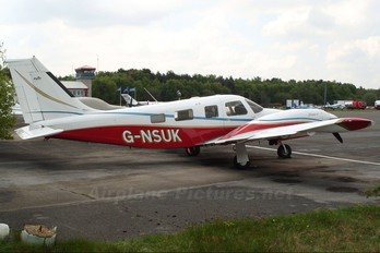 G-NSUK - Private Piper PA-34 Seneca