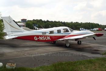 G-NSUK - Private Piper PA-34 Seneca