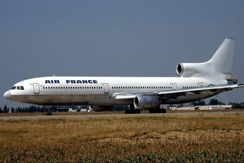 C-FTNA - Air France Lockheed L-1011-150 TriStar