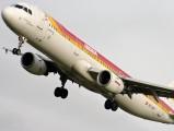 EC-IIG - Iberia Airbus A321 aircraft