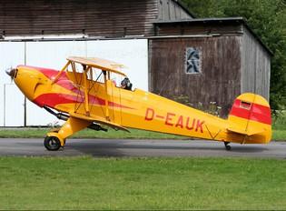D-EAUK - Private Bücker Bü.131 Jungmann