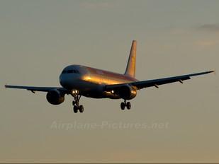 EC-HDP - Iberia Airbus A320