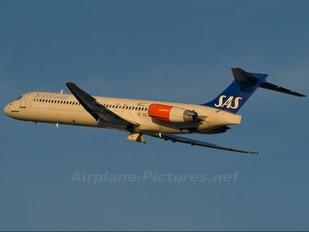 EC-JRR - Spanair McDonnell Douglas MD-87