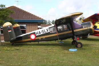 HA-SLV - Private Max Holste MH.1521 Broussard