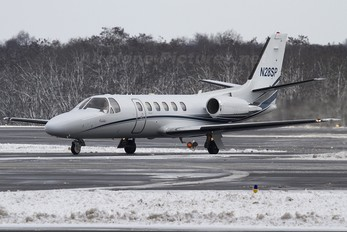 N28SP - Private Cessna 550 Citation Bravo