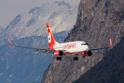 D-AHXE - Air Berlin Boeing 737-700 aircraft