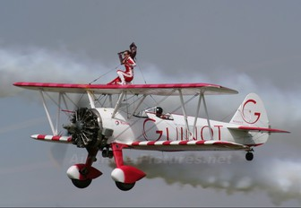 N54922 - Guinot Wingwalkers Boeing Stearman, Kaydet (all models)