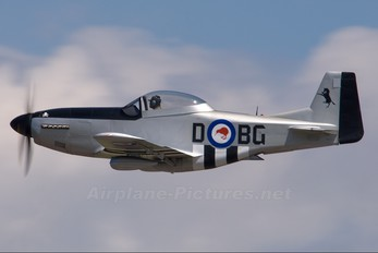 ZK-DBG - Private Titan T51 Mustang