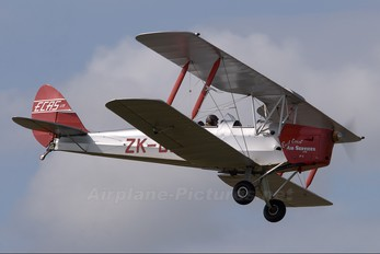 ZK-BEN - Private de Havilland DH. 82 Tiger Moth