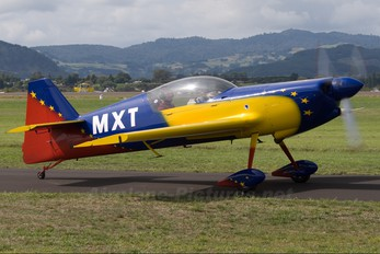 ZK-MXT - Private MXR Technologies MX-2