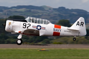 ZK-WAR - Private North American Harvard/Texan (AT-6, 16, SNJ series)