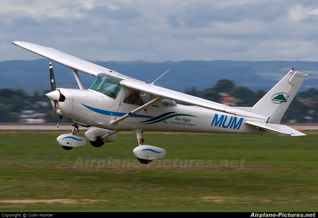 Private ZK-MUM aircraft at Tauranga
