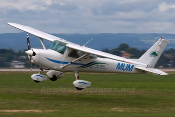 ZK-MUM - Private Cessna 152