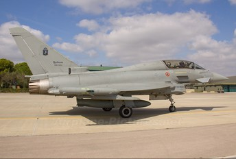 MM55093 - Italy - Air Force Eurofighter Typhoon T