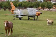 MM6359 - Italy - Air Force Fiat G91 aircraft
