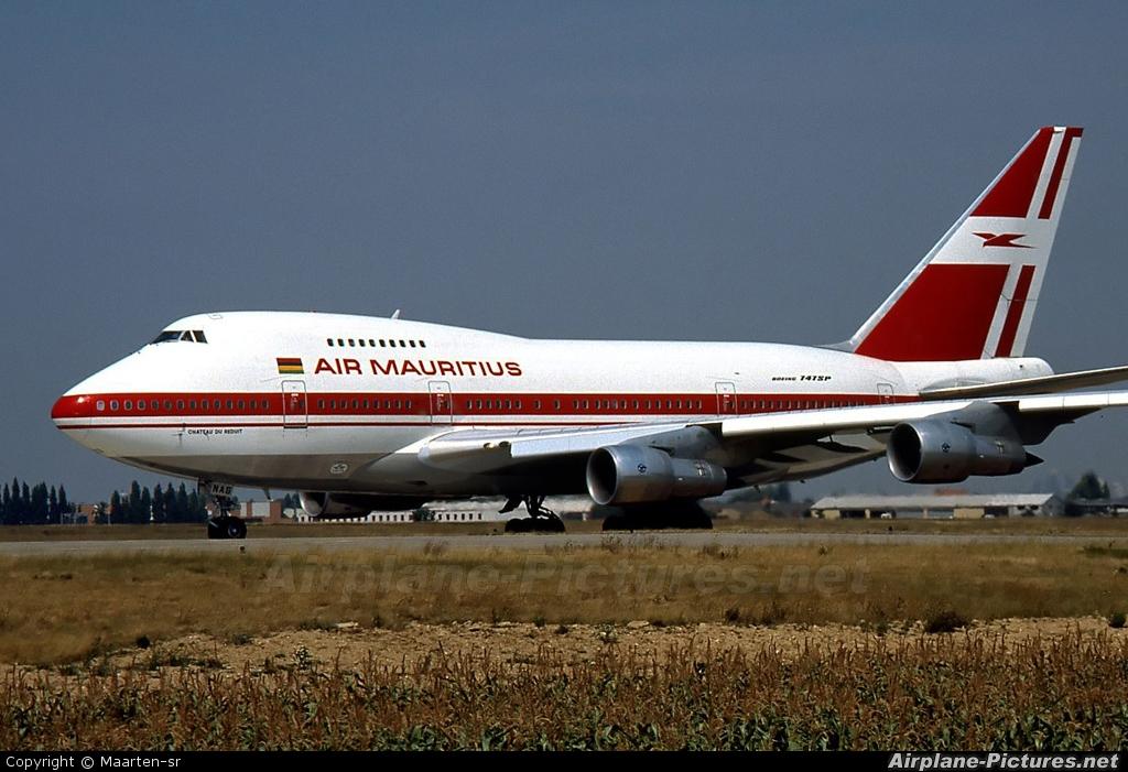 Air Mauritius 3B-NAG aircraft at Paris - Orly