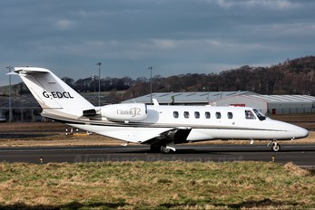 G-EDCL - Air Charter Scotland Cessna 525A Citation CJ2