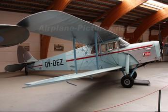 OY-DEZ - Private de Havilland DH. 87 Hornet Moth