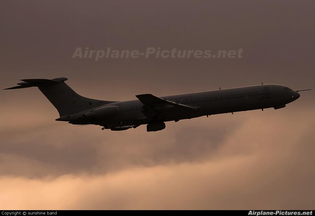 Royal Air Force ZD241 aircraft at Mount Pleasant
